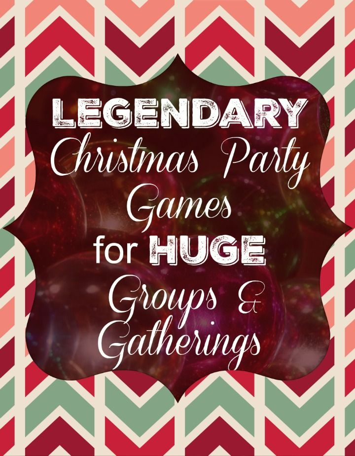 christmas party games for school age kids