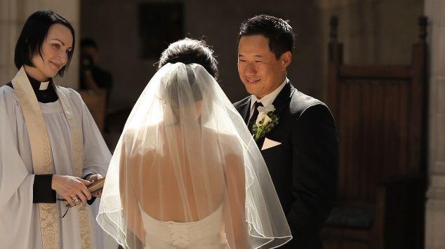 Cece & Minh - Same Day Edit Wedding Film - Trinity Chapel & Thompson Hotel, Toronto, ON