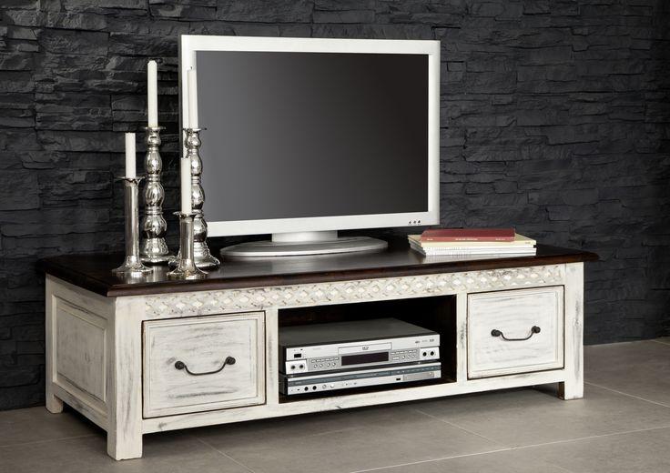 die besten 25 tv lowboard holz ideen auf pinterest tv wand lowboard tv wand mit holz und tv. Black Bedroom Furniture Sets. Home Design Ideas