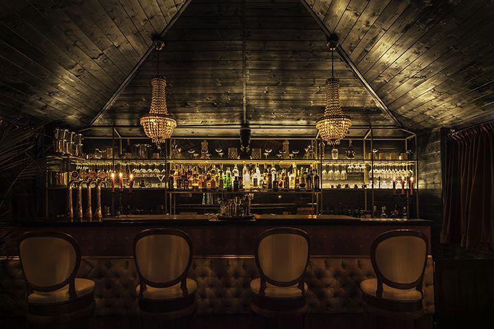 unique bars in rome