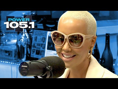 Amber Rose Interview at The Breakfast Club [Video] - http://www.yardhype.com/amber-rose-interview-at-the-breakfast-club-video/