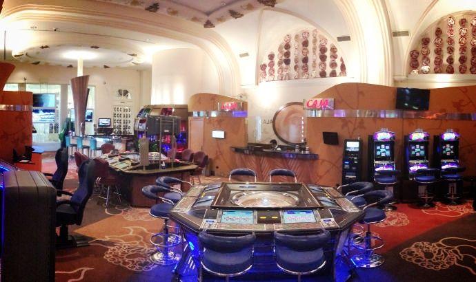 Gran Casino Sardinero Sala De Juego 1 Con Imagenes Sala De