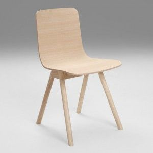 Jasper Morrison designs Kali chair  to fund African orphanage