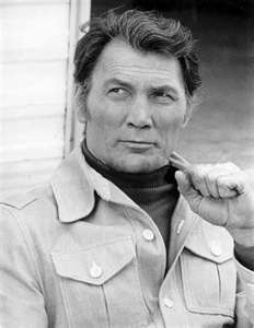 Jack Palance (February 8, 1919 - November 10, 2006) American actor (o.a. known from the movie 'City Slickers' from 1991).