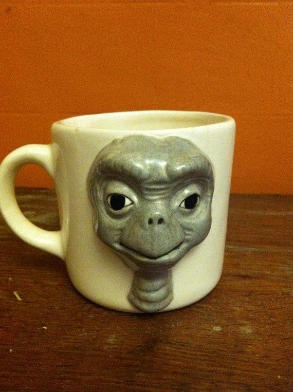 Funky vintage child 39 s mugs by rana1837funkyjunk on etsy tea coffee mugs jugs - Funky espresso cups ...