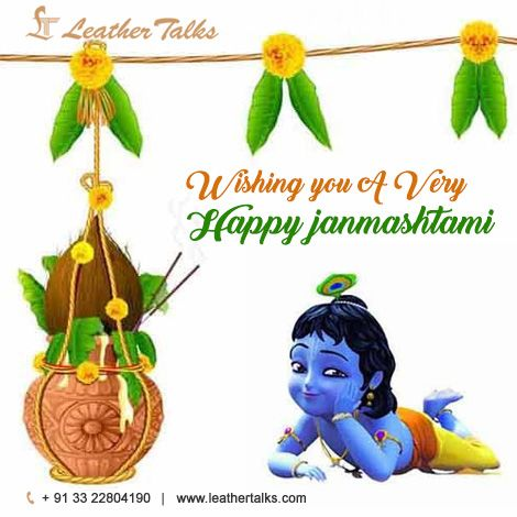 Wishing everyone a very Happy Janmashtami!