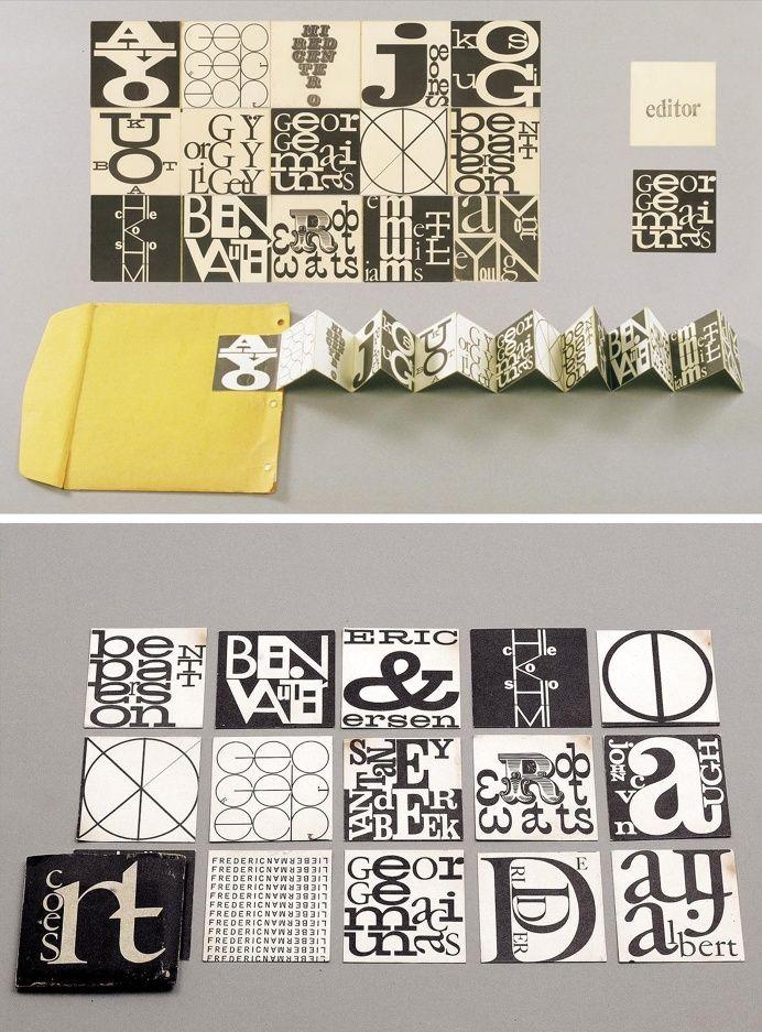 Fluxus Fluxus Fluxus Art Creative Typography