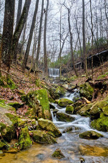 Sewanee Perimeter Trail in Tennessee