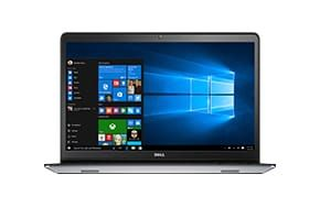 The Dell Inspiron 15 i5548-1671SLV Signature Edition Laptop is great for everyday use and includes an Intel Core i5 processor, 15.6-inch touchscreen, and 1TB hard drive.