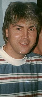 Mike Nolan - born 1954Singer and one of the four original members of the British pop group Bucks Fizz. Developed epilepsy after a coach accident in 1985.