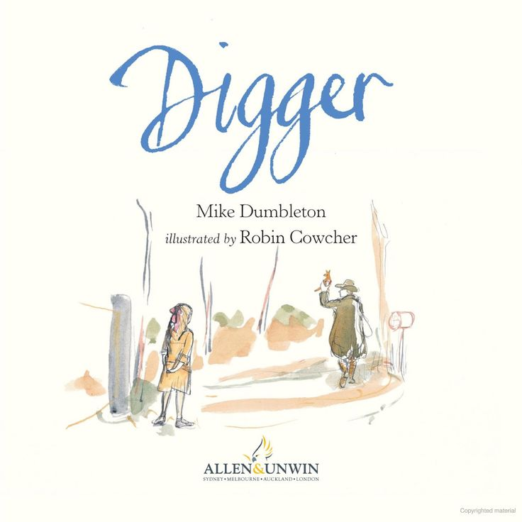 Digger - Mike Dumbleton, Robin Cowcher - Google Books