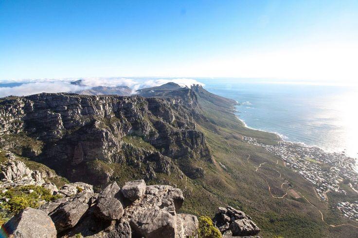 Kapstadt Sehenswürdigkeiten: Tafelberg