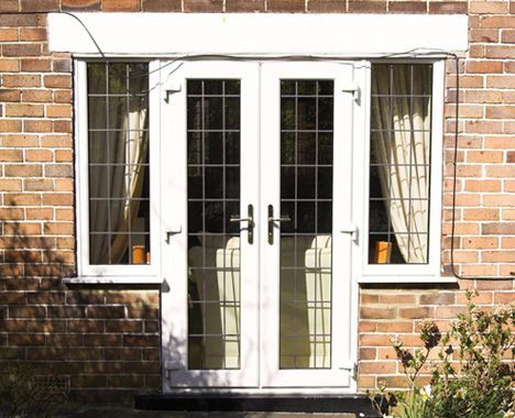 You Want To Look Your Home More Beautiful Use UPVC French Doors Supplied