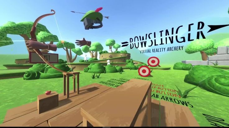 Allt går fel när Fille testar Virtuell verklighet