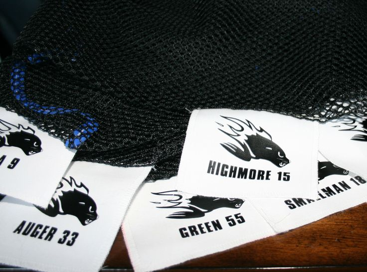 Custom Laundry Bags, Great for any sports team