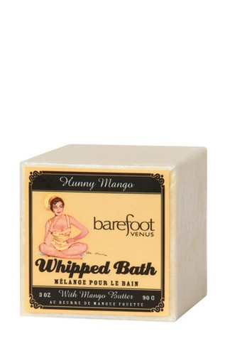 Everything is sweeter when creamy mango butter melts into a sinfully scented bath, leaving your skin totally irresistible