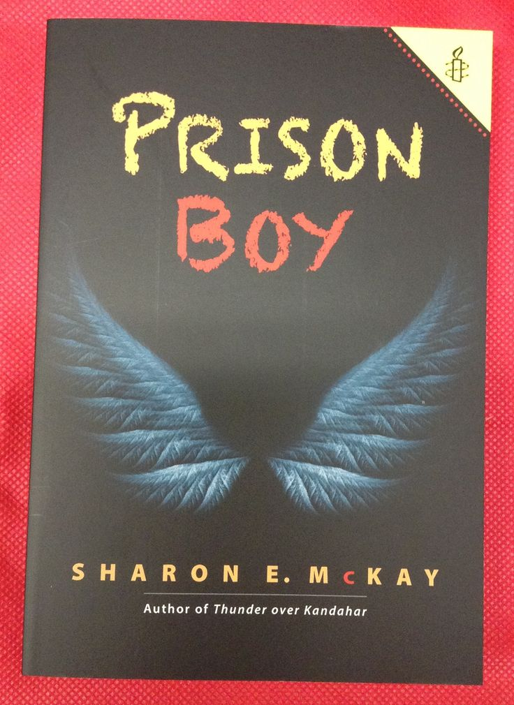 Prison Boy, Sharon E. McKay.  From the moment Kai arrives at the orphanage, Pax is his devoted protector. When the orphanage is shut down, the two boys are on their own. They meet thieves, ruthless policemen & worse. Pax finds a job delivering packages & life starts to look better, until one day Pax delivers something very heavy.  This story brings light to the plight of children that are systematically imprisoned & subjected to cruel punishment, but it is also a story of selfless love.