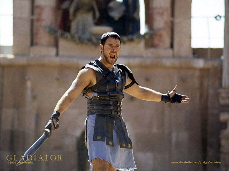 Are you not entertained?!