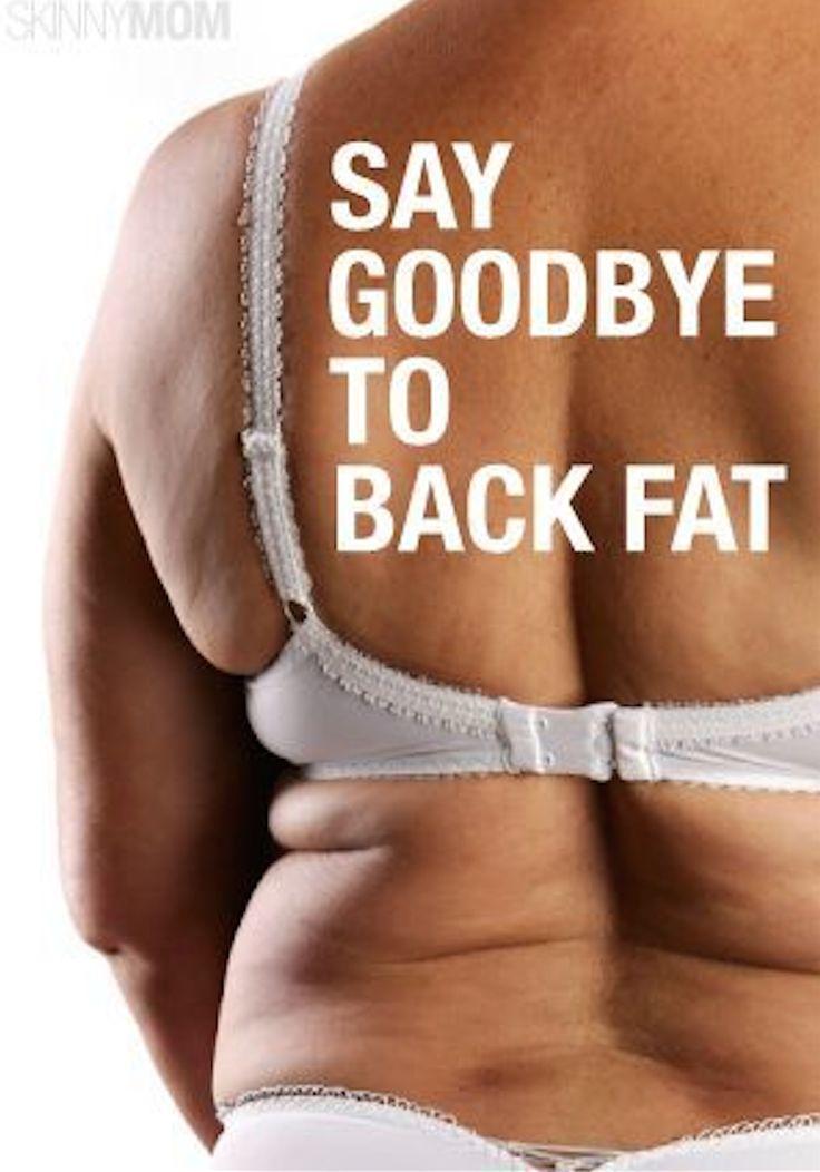 5 Ways to Eliminate Back Fat