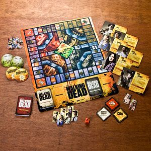 Walking Dead Board GameThe Walks Dead, The Walking Dead, Dead Boardgame, Dead Boards, Boards Games, Board Games, Walkingdead, Games Night, Friv Games