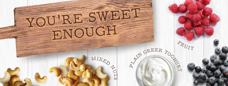 You're sweet enough - sugar-free snacks and tips  | Health 2000