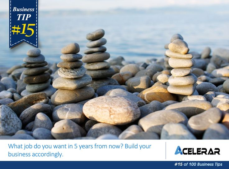 """#Acelerar """"What job do you want in 5 years from now? Build your business accordingly.""""  #businesstips #inspire #motivate #succeed"""