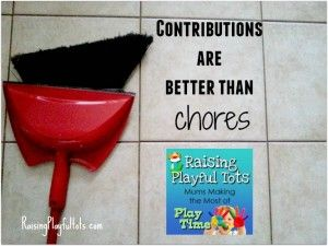 A Guide to Contributions that work for families