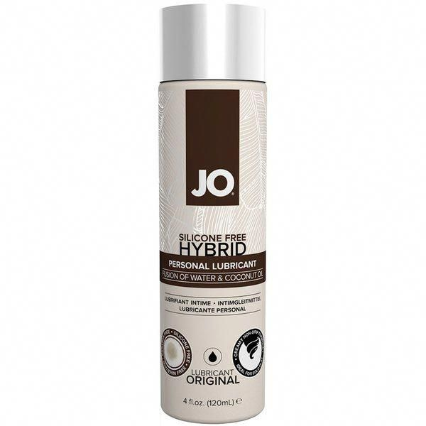Jo Silicone Free Hybrid Lubricant With Coconut Oil This Coconut