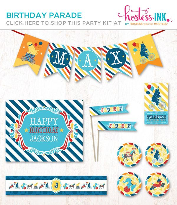 Macy's {Colorful} Birthday Parade - Part 3 // Hostess with the Mostess®