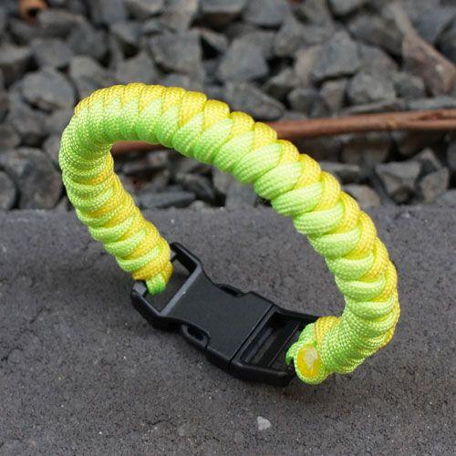Straya Snake Paracord Survival Bracelet
