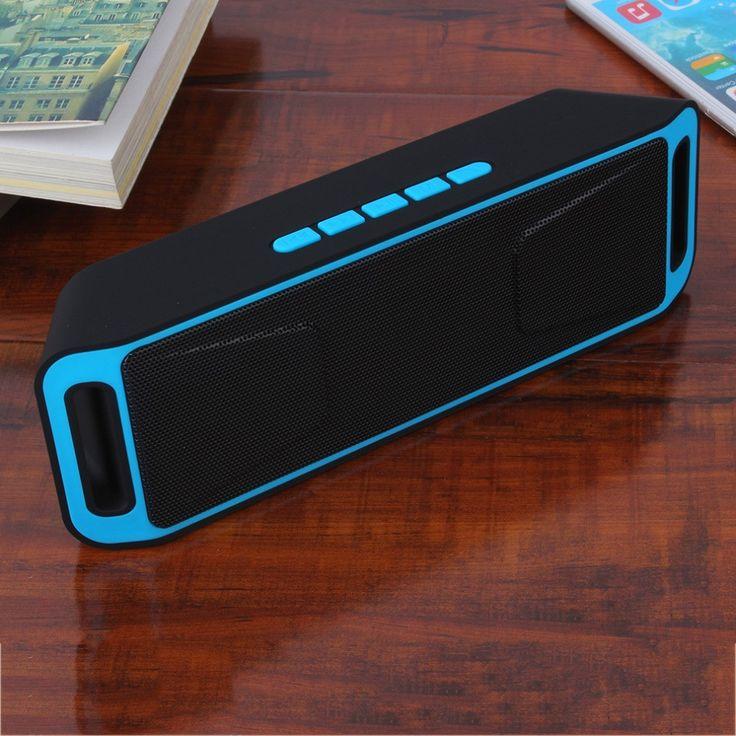 Hand-free Bluetooth Wireless Speaker w/FM For Smart Phone&Tablets