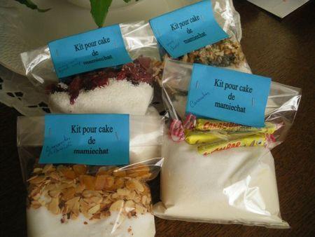 Kits pour cake