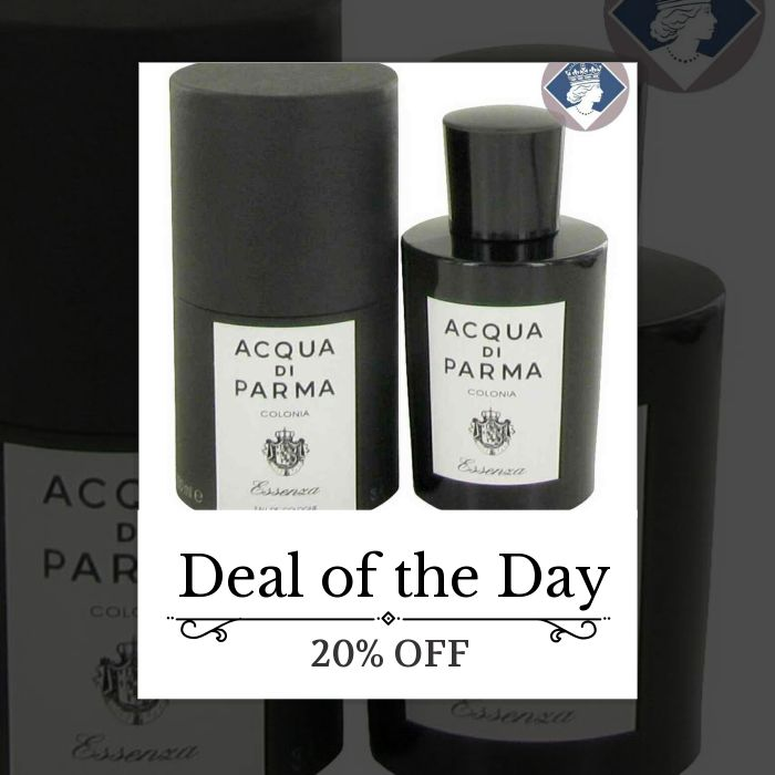Today Only! 20% OFF this item.  Follow us on Pinterest to be the first to see our exciting Daily Deals. Today's Product: Acqua Di Parma Colonia Essenza 100ml/3.4oz Eau De Cologne Spray Men Fragrance Buy now: https://small.bz/AAcDYSk #fashion #perfume #smellgood #picoftheday #instacool #onlineshopping #instashop #loveit #instafollow #shop #shopping #love #OTstores #smallbiz #instagood #musthave #photooftheday #sale #dailydeal #dealoftheday #todayonly #instadaily