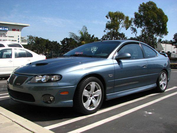 Retro Flop: 2004–2006 Pontiac GTO