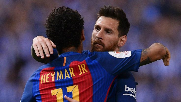 ◼️ The Argentine had emotional words to the former Barcelona striker during a Brazilian TV program.         Lionel Messi had an exciting ...