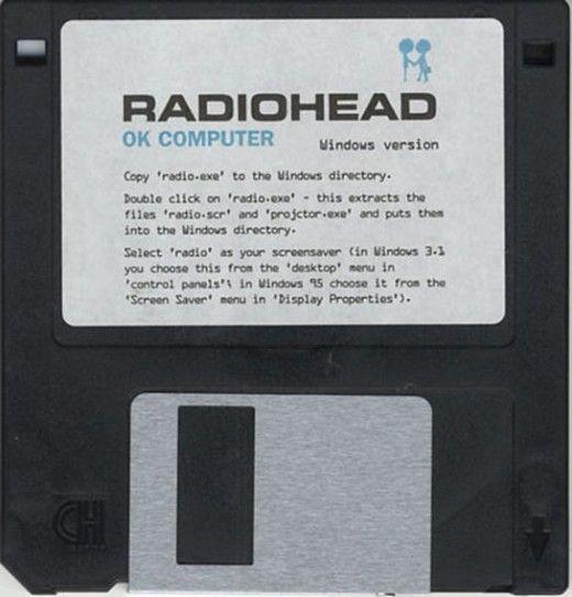 radiohead floppy
