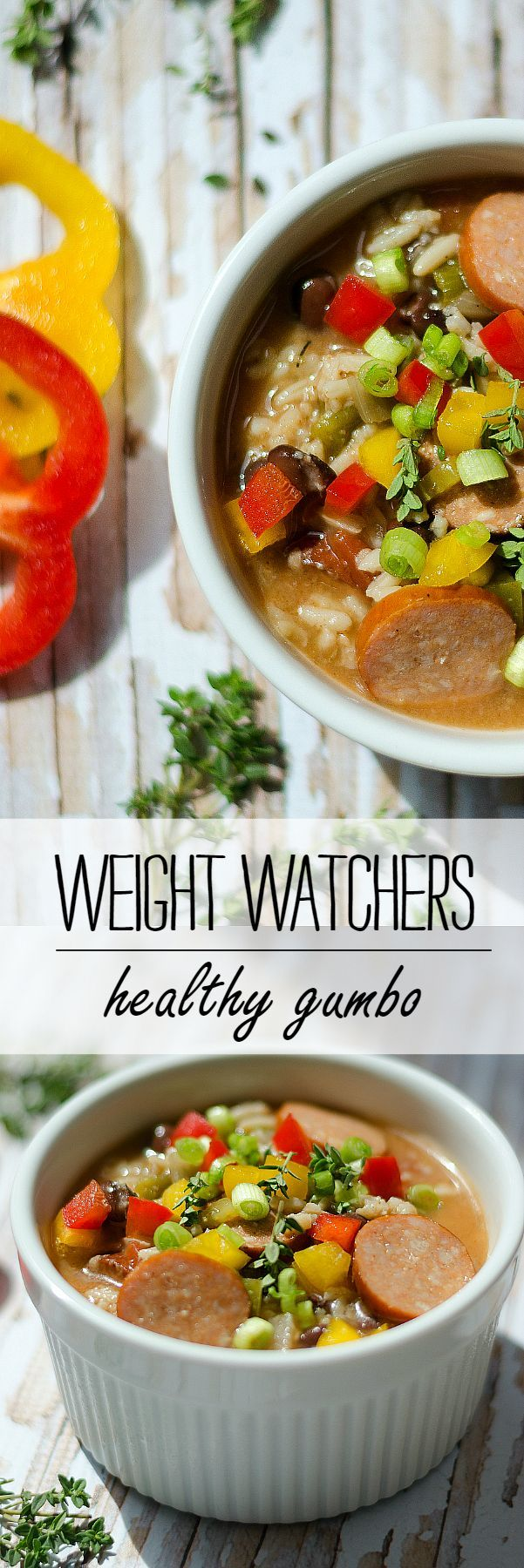 Weight Watchers Recipe Ideas for Dinner: Healthy Gumbo - 5 Points