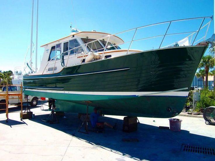 2003 Halvorsen Downeast Gourmet Cruiser Power Boat For Sale - www.yachtworld.com
