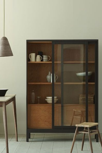 Joyce Cabinet at Remodelista  Pinch Design Armoires