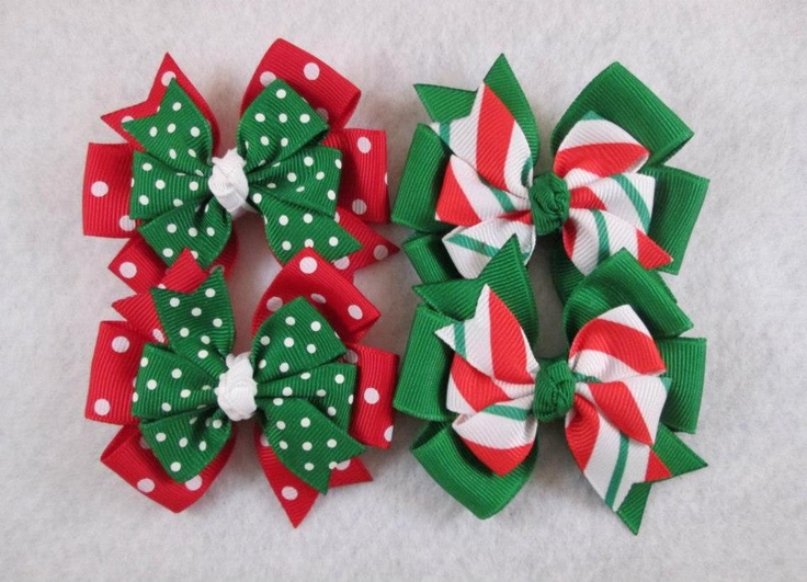 Christmas Hairbows