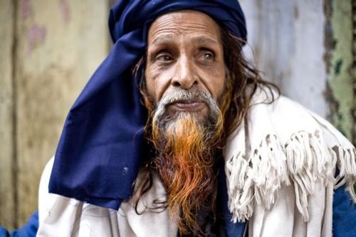Ajmer Sarif, IndiaA Fakir- MuslimSufiascetic in Middle East and South Asia. The Faqirs were wandering Dervishes teaching Islam and living on alms.Pawel Bienkowski
