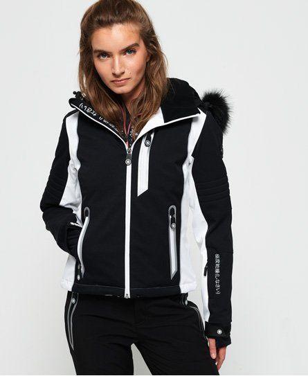 the best attitude 5829f bb1f0 Superdry Sleek Piste Ski Jacket | Ski Fashion in 2019 ...