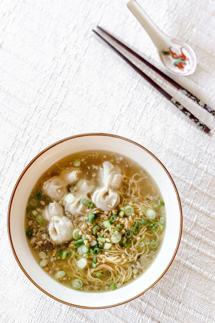 Blue apron wonton noodles -  25 Melhores Ideias Sobre Wonton Noodles No Pinterest