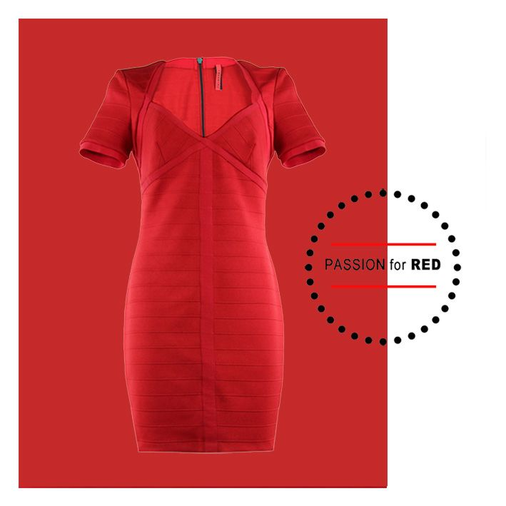 Little Red Dress #redpassion