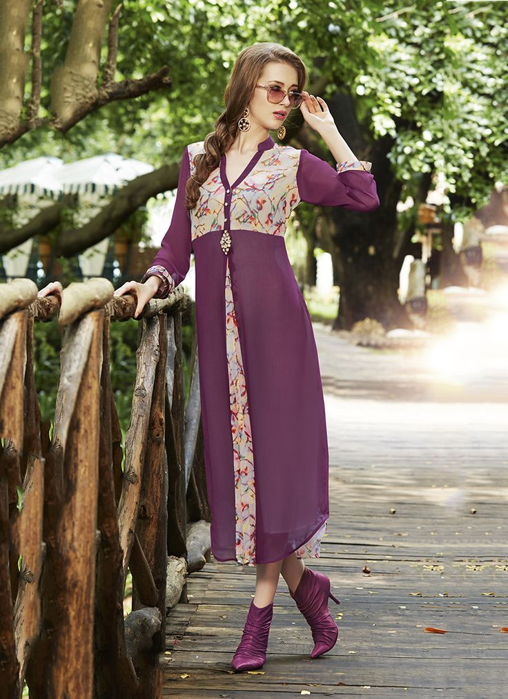 http://www.sareesaga.com/index.php?route=product/product&product_id=40316 Work : Print Style : Party Wear Kurti Shipping Time : 5 Days Occasion : Party Fabric : Georgette Colour : Multi Colour Customer Support : +91-7285038915, +91-7405449283