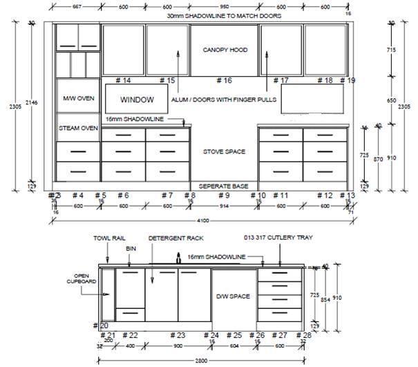 14 Best Photos Of Kitchen Drawer Dimensions Standard Kitchen