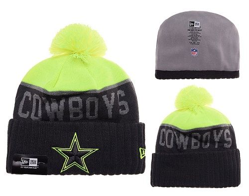 NFL Dallas Cowboys Stitched Knit Beanies 010