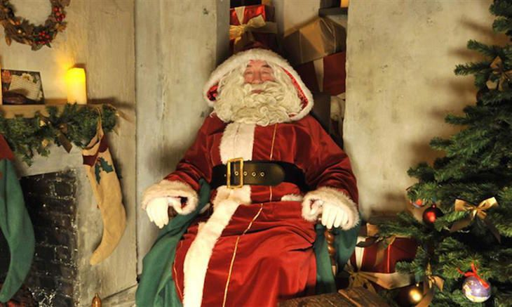 London's Best Santa's Grottos For Christmas 2016 - Where to see Father Christmas / Old Saint Nick / the man in red.