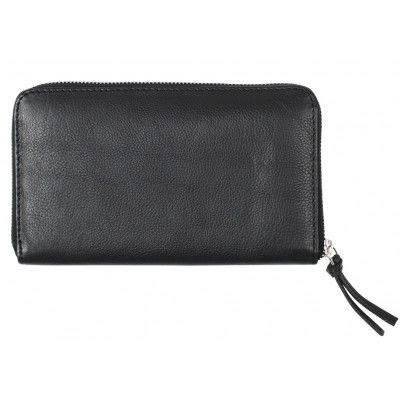 Leather Zip Around Wallet - Primrose Wallet by VIDA VIDA BSL35J