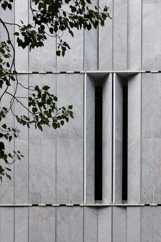 Lisbon Stone Block, Portugal | Souza Oliveira Arquitectura e Urbanismo (via Gau Paris)